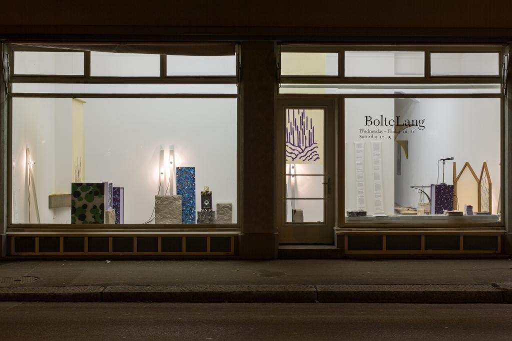 Installation view, <i>Anyway part of it</i>