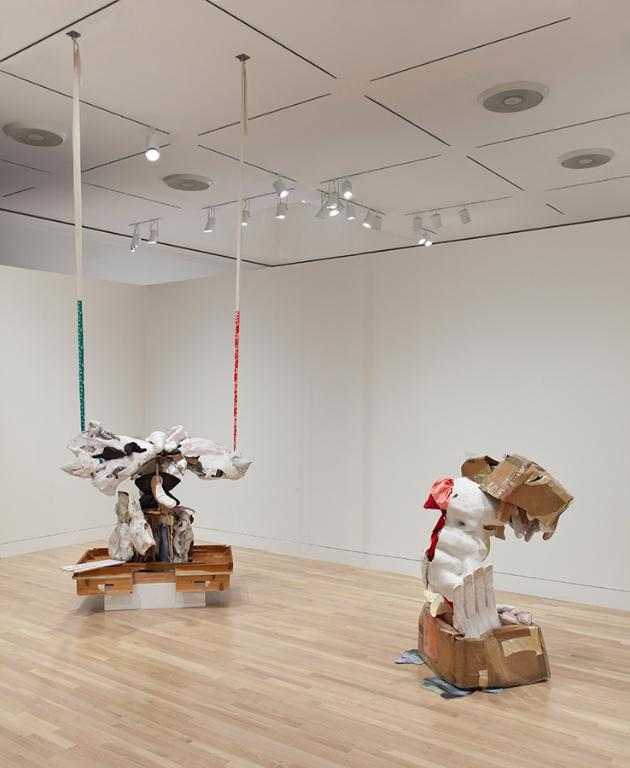 <i>We Dance Like Sculpture #1</i>, 2012