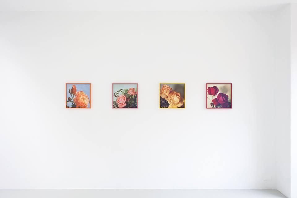 Installation view <i> Melike Kara, Talisa Lallai, Lindsay Lawson</i>, STUDIOLO, Milan, Italy