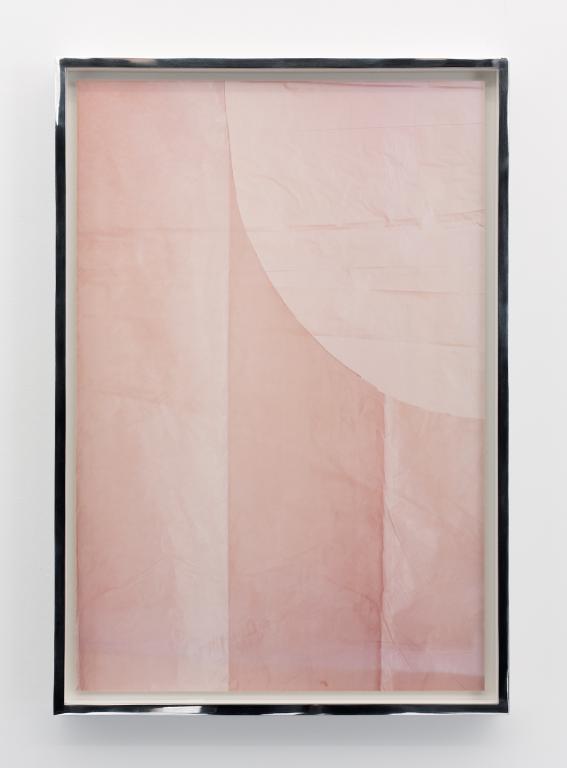 <i>Veil (pink)</i>, 2017, archival inkjet print, Ed. 1/5 + 2 AP, 50 x 34 cm