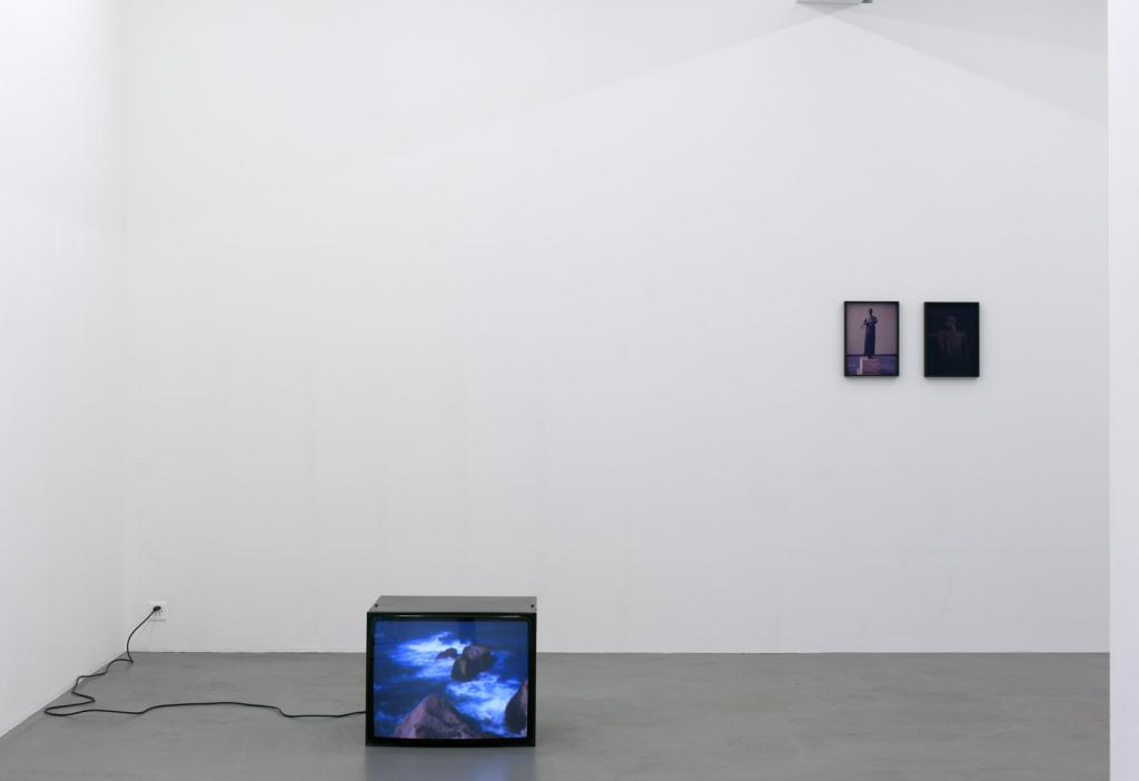 Installation view <i>The Pleasant Shore</i>, BolteLang, Zurich, 2015